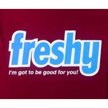 Freshy: I'm got to be good for you. RUBY | T-Shirts | Kiddies T's