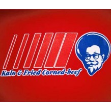 KFC Kalo and Fried Corned-beef. RED | T-Shirts | Kiddies T's