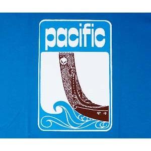 Pacific exercise book logo. SAPH