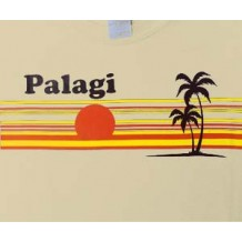 Palagi: Island Scene. SND | T-Shirts | Kiddies T's