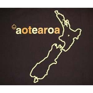Aotearoa Map CHOC