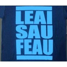LEAI SAU FEAU (none of your business) NAV | T-Shirts | Womens T's