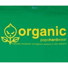 ORGANIC: naturally hardened product of NZ. | T-Shirts | Womens T's