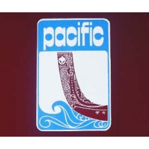 Pacific exercise book logo. MRN | T-Shirts | Womens T's