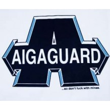 Aiga Guard | T-Shirts | Unisex T's