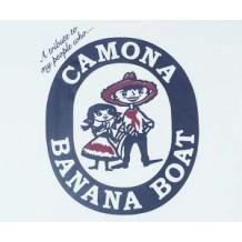 Camona Banana Boat | T-Shirts | Unisex T's