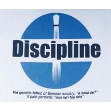 Discipline WHT | T-Shirts | Unisex T's