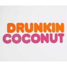 Drunkin Coconut | T-Shirts | Unisex T's
