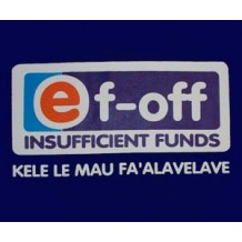 Ef-off NAV | T-Shirts | Unisex T's