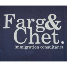Farg & Chet immigration consultants | T-Shirts | Unisex T's | Popular Products