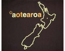 Aotearoa Map